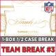 2016 Panini Flawless Football (Choose Team - HALF-Case Break #3) Football