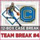 2017-18 Panini Cornerstones Basketball (Choose Team - Case Break #4) Basketball