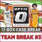 2017-18 Panini Donruss Optic Basketball (Choose Team - Case Break #3) Basketball