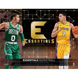 2017-18 Panini Essentials FACTORY-SEALED HOBBY 12-BOX CASE Basketball