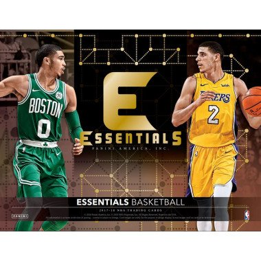 2017-18 Panini Essentials FACTORY-SEALED HOBBY 12-BOX CASE